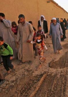 Iraq khắc phục tình trạng thiếu nước sinh hoạt trầm trọng ở Mosul