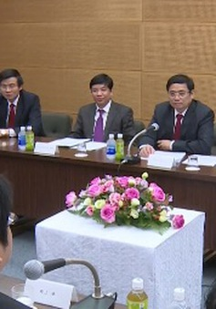 Việt Nam - Nhật Bản: Tăng cường trao đổi lý luận giữa hai Đảng