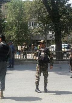 Đánh bom gần Đại sứ quán Mỹ ở Afghanistan, 5 người thiệt mạng