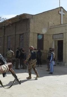 IS công nhận thực hiện vụ đánh bom nhà thờ ở Pakistan