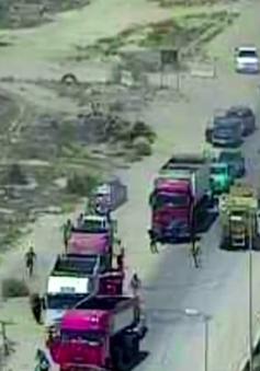 Đánh bom xe tại Ai Cập, 7 người thiệt mạng