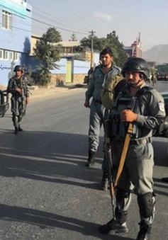 Afghanistan: Đánh bom liều chết gần sân vận động ở thủ đô Kabul