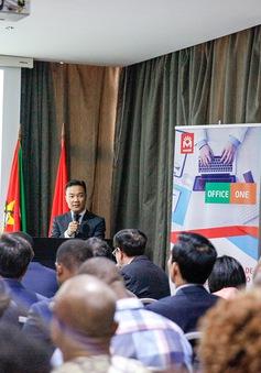 Tăng cường kết nối doanh nghiệp Việt Nam – Mozambique - Swaziland