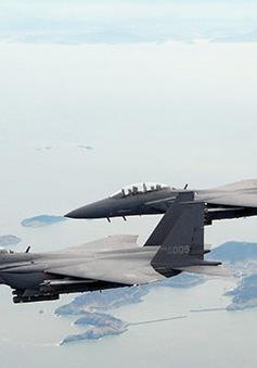 Mỹ, Hàn Quốc tuyên bố đáp trả chớp nhoáng vụ phóng tên lửa của Triều Tiên