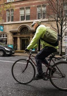 Bỉ: Mở rộng thưởng tiền cho người đi xe đạp đi làm