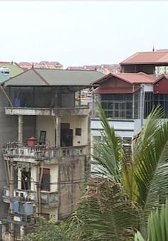 Hà Nội: Nhà cửa đua nhau mọc lên trên đất quy hoạch treo