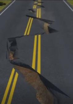 Mỹ cảnh báo số vụ động đất lớn có thể tăng trong năm 2018