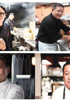 Những đầu bếp Việt Nam nổi tiếng thế giới