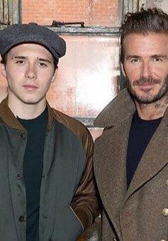 David Beckham ra mắt BST thời trang đầu tay