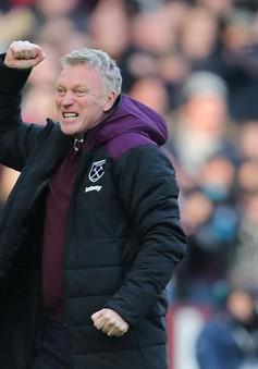 Vượt qua Chelsea, David Moyes có chiến thắng đầu tiên tại West Ham