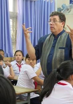 Hà Nội sẽ thanh kiểm tra liên kết dạy ngoại ngữ