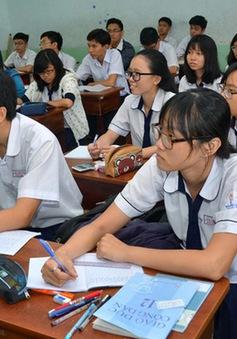 Công bố dự thảo về quy định, quy trình xây dựng chương trình giáo dục phổ thông