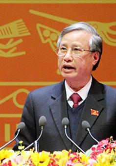 Đồng chí Trần Quốc Vượng tham gia Thường trực Ban Bí thư