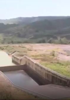 Đăk Nông: Hồ đập có nguy cơ thiếu nước tưới nghiêm trọng