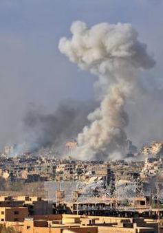Syria: Đánh bom liều chết khiến hàng chục người thương vong