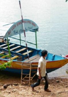 Nhiều bến đò hết giấy phép tại Quảng Nam vẫn ngang nhiên hoạt động