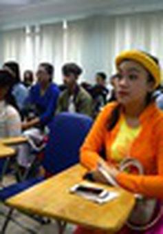 Trường ĐH Văn hóa Hà Nội xét tuyển theo ngành và theo tổ hợp