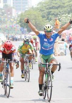 Chặng 14 Giải xe đạp cúp Truyền hình T.P Hồ Chí Minh 2017: Ngày thi đấu thành công của Lê Nguyệt Minh