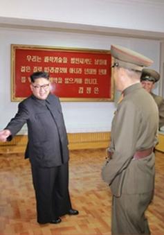 Triều Tiên có thể đang phát triển tên lửa mới