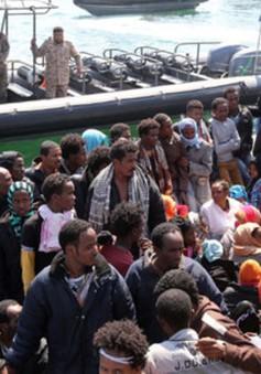 Libya bắt giữ hơn 3.000 người di cư tại Sabratha