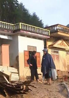 Huyện Mù Cang Chải di dời thêm 250 người đến nơi an toàn
