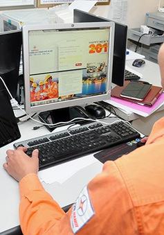 Hà Nội cung cấp dịch vụ cấp điện qua hệ thống điện tử