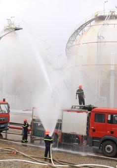 Thừa Thiên - Huế diễn tập phòng cháy chữa cháy