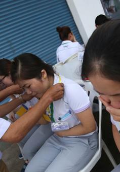 TP.HCM tổ chức diễn tập xử lý ngộ độc thực phẩm