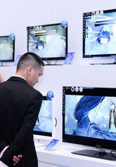 Hàng điện tử Việt tăng trưởng mạnh trong năm 2017