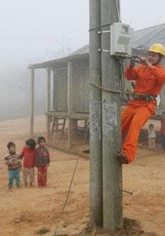 Thái Nguyên: Điện về với người dân xã Văn Lăng