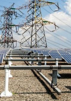 Khánh thành nhà máy điện mặt trời đầu tiên tại Việt Nam