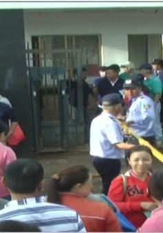 Gần 700 công nhân dệt may Bà Rịa - Vũng Tàu đình công