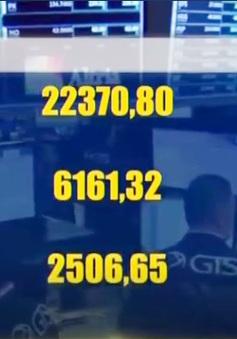 Mỹ: Chỉ số Dow Jones thiết lập kỷ lục mới