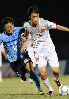 VIDEO Tổng hợp trận đấu: U21 Yokohama 2-0 U21 Việt Nam