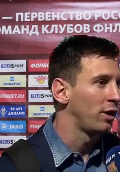 Barcelona được mời tham gia giải Nga nếu bị đá khỏi La Liga