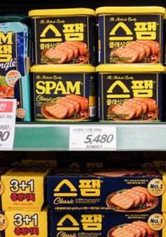 Đồ ăn đông lạnh tràn ngập thị trường Hàn Quốc