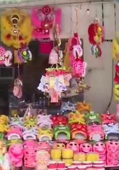 Sôi động thị trường đồ chơi Tết Trung Thu