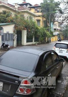 Hà Nội triển khai đỗ xe theo ngày chẵn - lẻ trên phố Nguyễn Gia Thiều