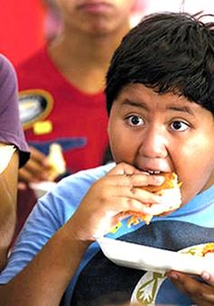 Malaysia đứng đầu Đông Nam Á về tỷ lệ béo phì