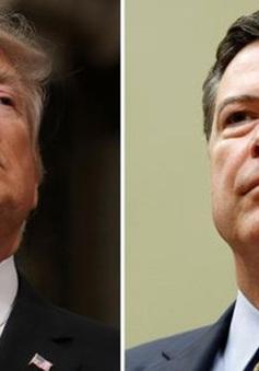 Tổng thống Mỹ nêu lý do cách chức Giám đốc FBI