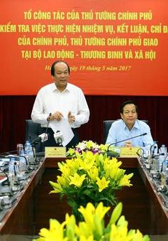 Thủ tướng yêu cầu làm rõ vấn đề tăng tuổi nghỉ hưu