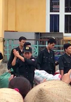 Hà Nội khởi tố vụ án bắt giữ người trái pháp luật tại xã Đồng Tâm