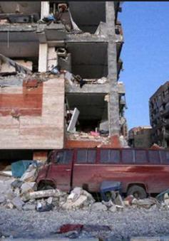 Ít nhất 452 người thiệt mạng trong vụ động đất gần biên giới Iran - Iraq