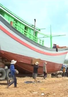 Quảng Nam giải ngân hơn 690 tỷ đồng vốn đóng tàu cá