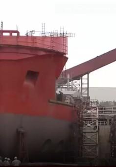 Tập đoàn Dầu khí Việt Nam xin phá sản Nhà máy đóng tàu Dung Quất