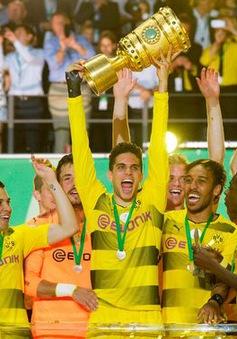 Vượt qua Frankfurt, Dortmund giành Cúp Quốc gia Đức