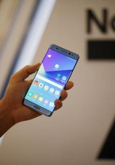 Tin buồn cho những người muốn mua Galaxy Note 7 tân trang