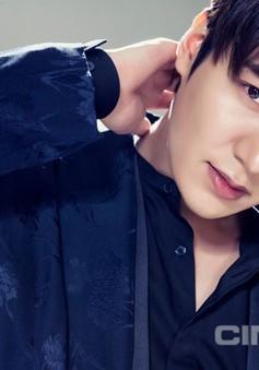 """Lee Min Ho xác nhận việc tái hợp với biên kịch của """"Người thừa kế"""""""