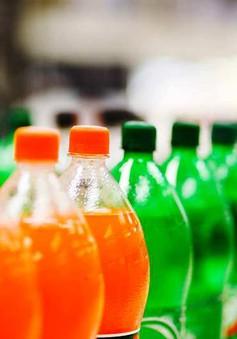 Đề nghị áp thuế tiêu thụ đặc biệt với nước ngọt