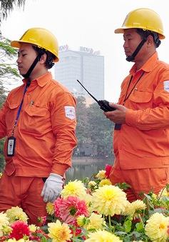 Hà Nội không cắt điện dịp Tết Dương lịch 2018